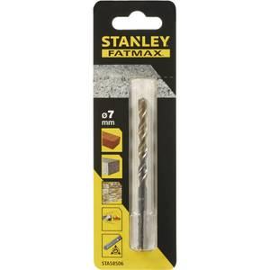 Stanley Fatmax Masonry Drill Bit 7 x 100mm - STA58506-QZ