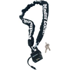 Master Lock Chain and Padlock Set