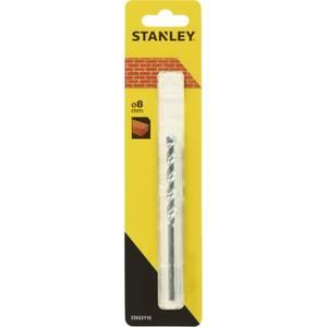 Stanley Masonry Drill Bit 8 X 120mm - STA53110-QZ