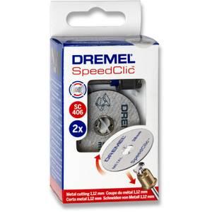 Dremel Speed Clic Starter Kit 406S