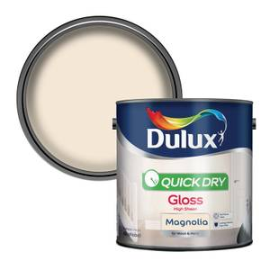 Dulux Magnolia - Quick Dry Gloss - 2.5L