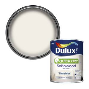 Dulux Timeless - Quick Dry Satinwood - 750ml