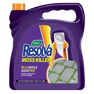 Resolva Moss Killer - 3L