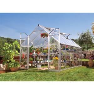 Palram Balance Silver Greenhouse - 8 x 12ft