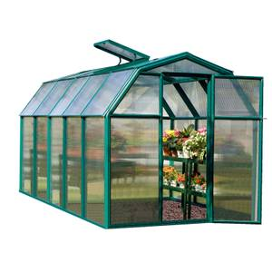 Rion 6 x 10ft Eco Grow Green Greenhouse