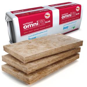 Knauf Earthwool Omnifit Slab - 50mm