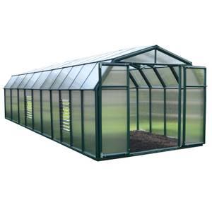 Rion 8 x 20ft Hobby Gardener Green Greenhouse