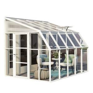 Palram - Canopia Sun Room 8X10 Clear