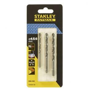 Stanley Fatmax Bullet 3 Pc Metal Drill Bit Pack - STA56118-XJ