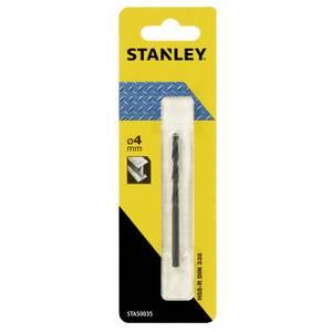 Stanley Metal Drill Bit 4mm -STA50035-QZ