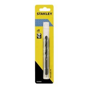 Stanley Metal Drill Bit 8mm -STA50085-QZ