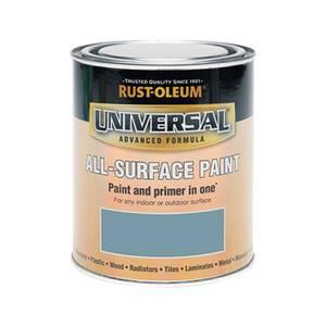 Rust-Oleum Universal All Surface Paint Satin Thyme 750ml