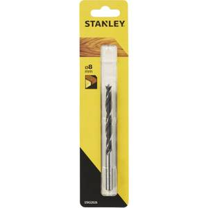 Stanley Bradpoint Drill Bit 8mm -STA52026-QZ