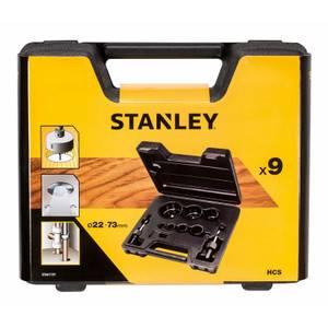 Stanley Holesaw Set 7pc (22-73) - STA81197-XJ