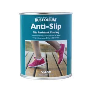 Rust-Oleum Clear - Anti Slip Coating - 750ml
