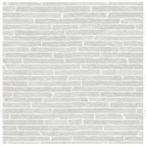 Superfresco Easy Paste the Wall Briquette Grey Wallpaper