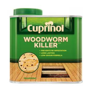 Cuprinol Woodworm Killer - 500ml