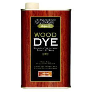 Colron Refined Wood Dye Georgian Medium Oak - 250ml