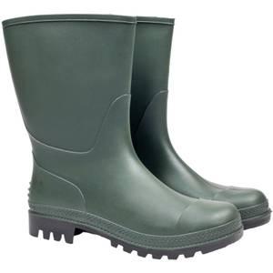 Briers Short Wellington Boots - Size 8