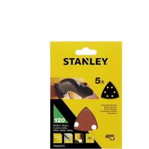 Stanley Delta Head Sanding Sheets 120G - STA32372-XJ