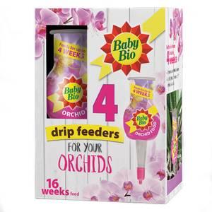 Baby Bio Orchid Drip Feeders (Pack of 4)
