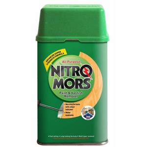 Nitromors All Purpose Paint and Varnish Remover - Green - 750ml