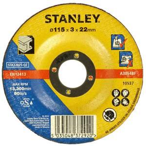 Stanley 115mm Metal Cutting Disc - STA32025-QZ