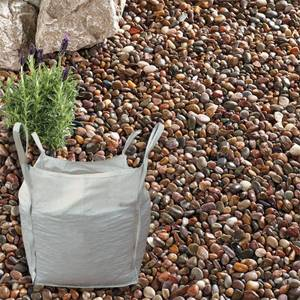 Stylish Stone Caledonian Pebbles 14-20mm - Bulk Bag 750 kg