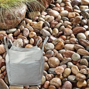 Stylish Stone Premium Scottish Cobbles - Bulk Bag 750 kg