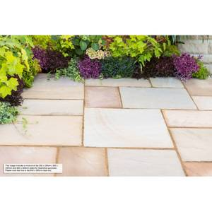 Stylish Stone Natural Sandstone 600 x 290mm - Scottish Glen
