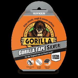 Gorilla Tape 11m Silver
