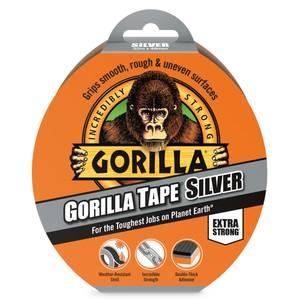 Gorilla Silver Tape - 32m
