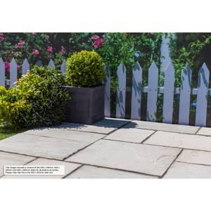 Stylish Stone Natural Sandstone 600 x 600mm - Lakefell