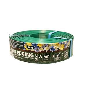 Lawn Edging - 75mm x 10 Metre / Green