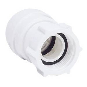 JG Speedfit Female Tap Connector - 15mm x 3/4in - 2 Pack