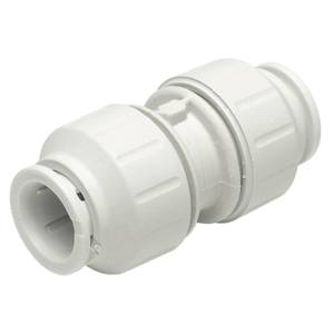 JG Speedfit Straight Connector - 15mm - 10 Pack