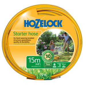 Hozelock Starter Hose - 15m