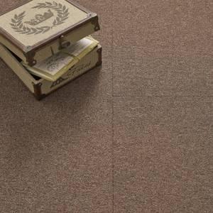 Vitrex Value Carpet Tile Brown