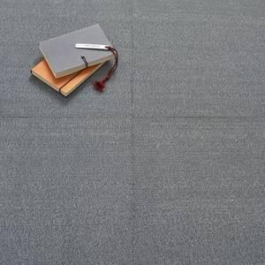 Vitrex Premium Carpet Tile Silver Grey 50x50cm