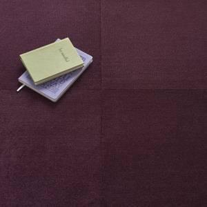 Vitrex Premium Carpet Tile Plum 50x50cm