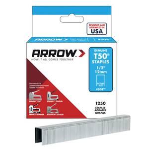 Arrow T50 12mm Staples