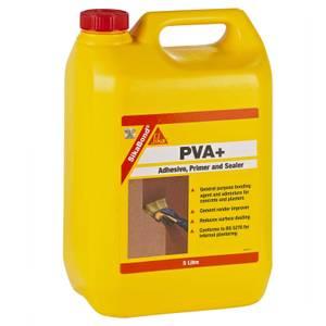 Sikabond PVA+ Adhesive & Primer - 5L