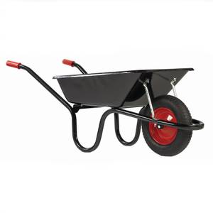 Chillington Black Wheelbarrow – 85L