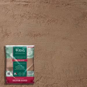 RHS Horticultural Silver Sand Handy Pack - 5kg