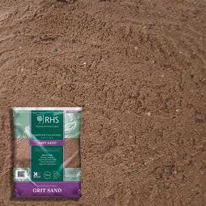 RHS Horticultural Grit Sand Handy Pack - 5kg