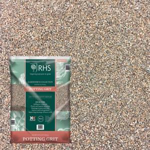RHS Horticultural Potting Grit Large Pack - 20kg
