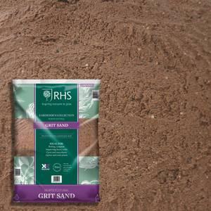 RHS Horticultural Grit Sand - Large - 20kg