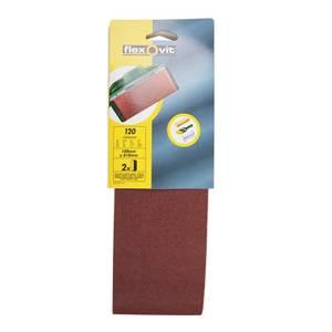 Flexovit PTA Sanding Belt - 100 x 610mm - 120 Grit