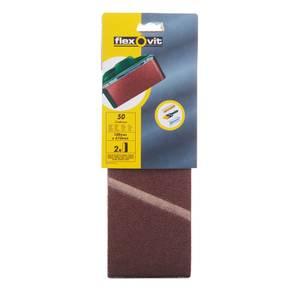 Flexovit PTA Sanding Belt - 100 x 610mm - 50 Grit