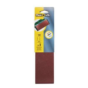 Flexovit PTA Sanding Belt - 75 x 533mm - 120 Grit